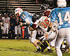 Saint Joseph's High School Football 2009.St. Joe vs. Northwood