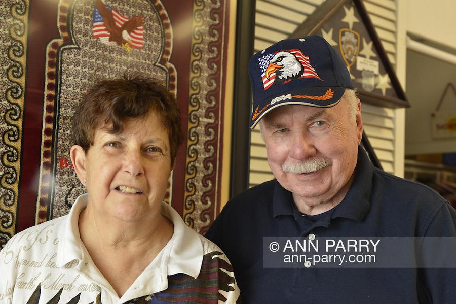 Barbara Byrne and John Byrne