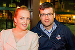 Annemarie Burke and Al Woods at WM Cairnes.<br /> Picture: Shane Maguire / www.newsfile.ie