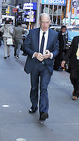 NEW YORK, NY- OCTOBER 13: J.K. Simmons seen at Good Morning America in New York City on October 12, 2016. Credit: RW/MediaPunch