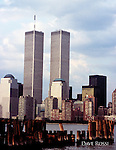 World Trade Center, Lower Manhattan, September 2001