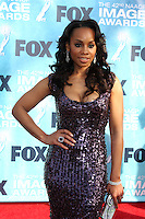 LOS ANGELES -  4: Anika Noni Rose arriving at the 42nd NAACP Image Awards at Shrine Auditorium on March 4, 2011 in Los Angeles, CA
