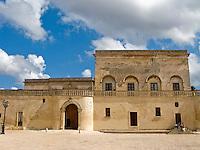 Botrugno (LE) - Salento - Palazzo Marchesale Guarini