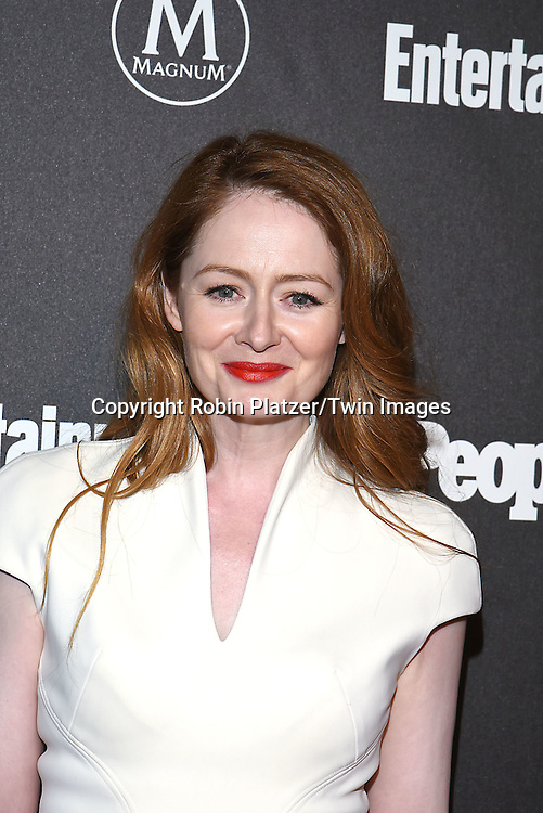 Miranda Otto attends the Entertainment Weekly &amp; PEOPLE Magazine New York Upfronts Celebration on May 16, 2016 at Cedar Lake in New York, New York, USA.<br /> <br /> photo by Robin Platzer/Twin Images<br />  <br /> phone number 212-935-0770