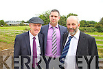 Michael Johnny and Danny Healy Rae who are stars of a new reality programme on TV3