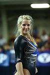 2015 BYU Women's Gymnastics vs Michigan, Utah State