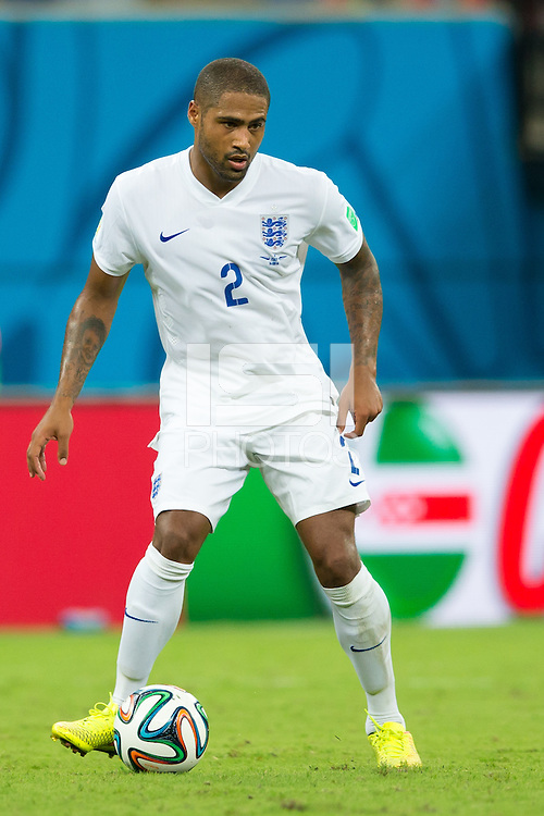 Glen Johnson of England