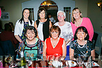 Girls night out at Denny Lane until a surprise birthday party for Mary O'Sullivan Pictured l-r Mary Ryan, Mary O'Sullivan, Gretta McCannon, Back l-r Jessica Murphy Nammock, Noreen Murphy, Angela Walsh and Shayne Lonergan