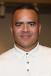 """Christopher Jackson attends the Opening Night performance afterparty for ENCORES! Off-Center production of """"Working - A Musical""""  at New York City Center on June 26, 2019 in New York City."""