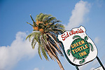 The Green turtle Inn Restaurant offers traditional Florida Keys cooking since 1947