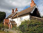 Attractive village cottage, Dunwich, Suffolk, England