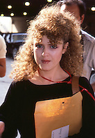Bernadette Peters 1987 By Jonathan Green