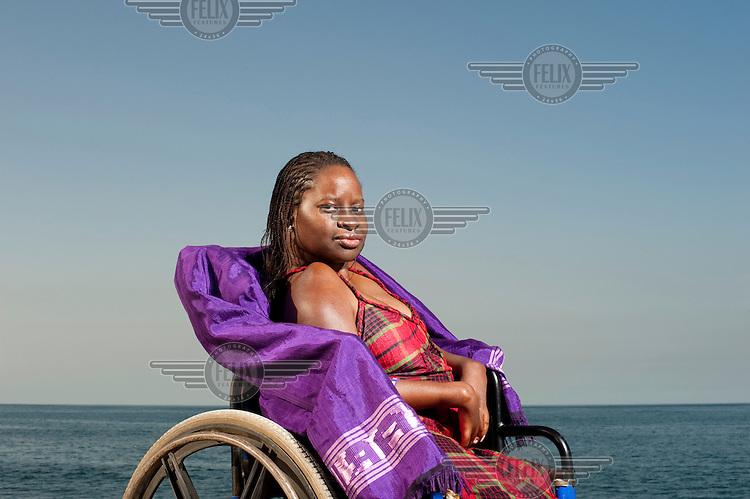 Senegalese women's rights activist, Aissatou Cisse.