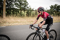 Egan Bernal (COL/Ineos)<br /> <br /> Stage 1: Clermont-Ferrand to Saint-Christo-en-Jarez (218km)<br /> 72st Critérium du Dauphiné 2020 (2.UWT)<br /> <br /> ©kramon