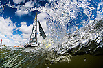 25June2015 - Underwater -  Volvo Ocean Race 2014-2015 | Leg 9 Lorient-Gothenburg | Gothenburg