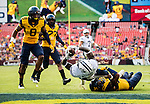 16FTB at West Virginia 1269<br /> <br /> 16FTB at West Virginia<br /> <br /> BYU Football vs West Virginia at FedEx Field in Landover, Maryland.<br /> <br /> BYU-32<br /> WVU-35<br /> <br /> September 24, 2016<br /> <br /> Photo by Jaren Wilkey/BYU<br /> <br /> &copy; BYU PHOTO 2016<br /> All Rights Reserved<br /> photo@byu.edu  (801)422-7322