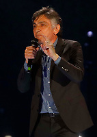 performs during &quot;Pino &egrave;&quot; tribute concert at Pino Daniele, Italian singer dead in 2015,<br /> <br /> Naples 07 june 2018