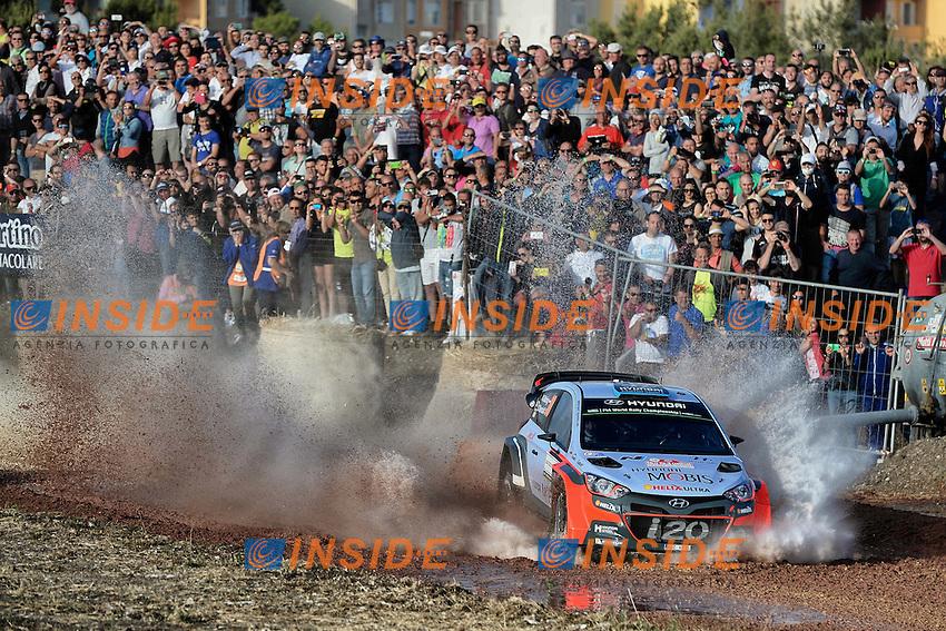 ABBRING <br /> Rally di Sardegna 2016 <br /> Foto Lavadinho / Panoramic / Insidefoto
