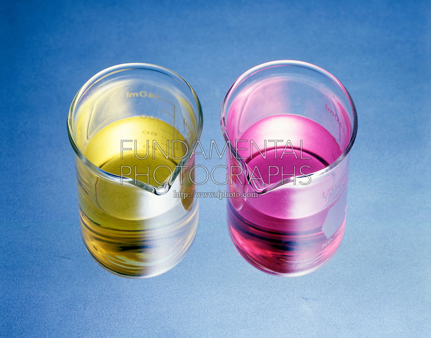 COMMON ION EFFECT: ACETIC ACID &amp; SODIUM ACETATE<br /> Adding Sodium Acetate To Acetic Acid Solution<br /> RED -Acetic acid (aq); pH=2.89. YELLOW -Added sodium acetate shifts equilibrium to left decreasing number of H3O+ ions and increasing pH to 4.74. Acetate(CH3CO2-) is the common ion. CH3C00H(aq) + H2O(l)  H3O+(aq) + CH3CO2-(aq) (methyl orange)
