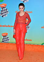 LOS ANGELES, CA. March 23, 2019: Joey King at Nickelodeon's Kids' Choice Awards 2019 at USC's Galen Center.<br /> Picture: Paul Smith/Featureflash