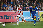 Sheffield United's Billy Sharpe in action during the League One match at the Kingsmeadow Stadium, London. Picture date: September 10th, 2016. Pic David Klein/Sportimage
