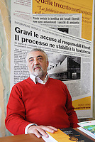 - Sergio Bonetto lawyer, defender of the workers of Eternit plant in Casale Monferrato, poisoned by asbestos, and of Thyssen steel mill in Turin, died at work<br /> <br /> - l'avvocato Sergio Bonetto, difensore dei lavoratori dello stabilimento Eternit di Casale Monferrato intossicati dall'amianto e dell'acciaieria Thyssen di Torino morti sul lavoro