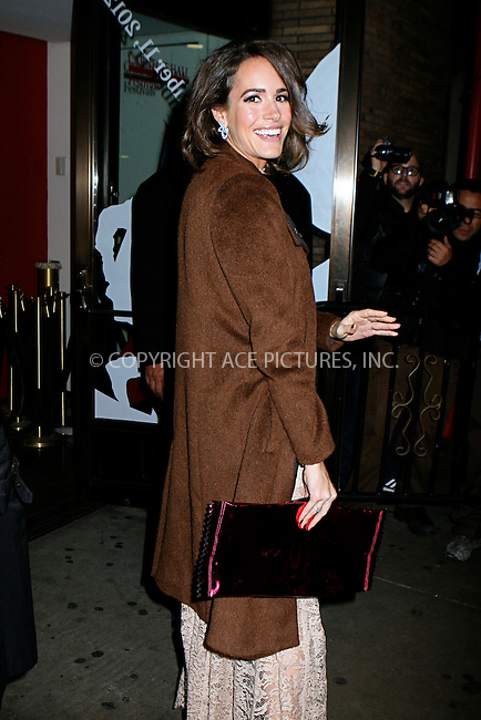 WWW.ACEPIXS.COM....November 12 2012, New York City....Louise Roe arriving at the 22nd annual Glamour Women of the Year Awards at Carnegie Hall on November 12, 2012 in New York City.....By Line: Nancy Rivera/ACE Pictures......ACE Pictures, Inc...tel: 646 769 0430..Email: info@acepixs.com..www.acepixs.com