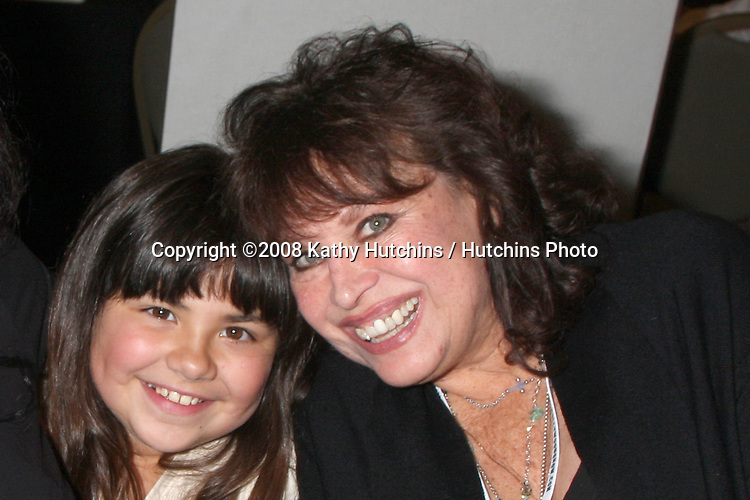 Lana Wood  & Granddaughter at the Hollywood Collector's Show in Burbank,  CA   on July 18, 2009 .©2008 Kathy Hutchins / Hutchins Photo..