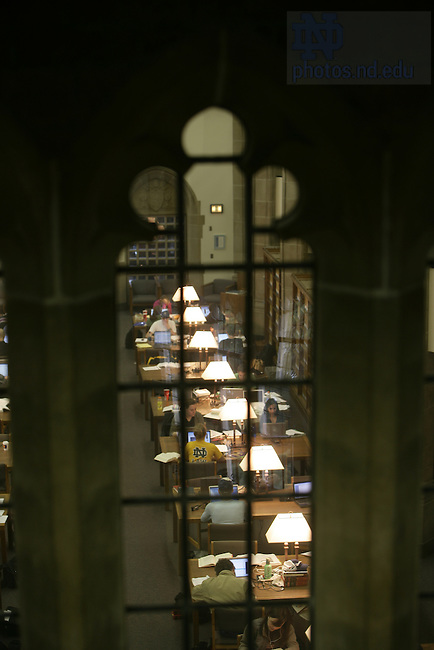 Law School library