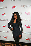 Keesha Sharp Attends Premiere Screening of BRAXTON FAMILY VALUES Season 2 Held at Tribeca Grand, NY 11/8/11