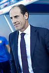 Valencia CF's coach Salvador Gonzalez Voro during La Liga match. September 25,2016. (ALTERPHOTOS/Acero)