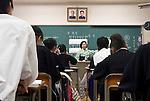 NORTH KOREAN SCHOOL IN JAPAN