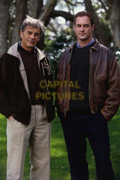 ROBERT FORSTER.as Steve Carroll & Mark Fuhman.in Murder in Greenwich.Filmstill - Editorial Use Only.Ref: FB.www.capitalpictures.com.sales@capitalpictures.com.Supplied by Capital Pictures