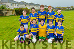 Allianz Cumann na mBunscol  Schools Mini Sevens County finals at Caherslee GAA Ground  on Monday -  An Clochán. - TomásO Sùilleabhàin, Jeaic O Nèill, Jeaic O Gràinne, Darragh O Corcora (c), .Darragh O Cuirc, Cillian O Nèill, .Pàidì Mac Gearailt, .James O Nèill, Timmy O Clèirigh, .Sèamus O Conchubhair
