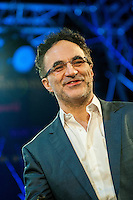 Hay on Wye, Wales, UK Saturday 28 May 2016<br /> Pictured: Noel Fitzpatrick<br /> Re: The 2016 Hay festival take place at Hay on Wye, Powys, Wales