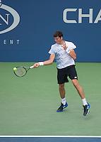 Raonic Forehand US Open 2013