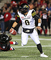 Nick Masoli Hamilton Tiger Cats-9sept2017: Photo: Scott Grant