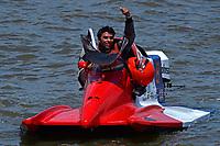 Winner Jeremiah Mayo (#8)<br />        (SST-45)