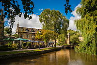 Cotswolds (Bourton-on-the-Water), Gloucestershire, England