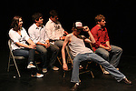 Slow Children at Play at Sketchfest NYC, 2007. Sketch Comedy Festival in New York City.