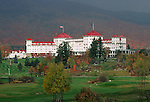 Mt. Washington Hotel, Bretton Woods, Carroll, New Hampshire, USA