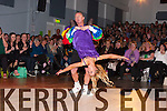 Anthony O'Sullivan and Helen McKenna tear it up at  Laune Rangers Strictly Come Dancing in the CYMS on Saturday night