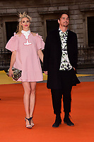 www.acepixs.com<br /> <br /> June 7 2017, London<br /> <br /> Tamsin Egerton &amp; Josh Hartnett arriving at the Royal Academy Of Arts Summer Exhibition preview party at the Royal Academy of Arts on June 7, 2017 in London, England.<br /> <br /> By Line: Famous/ACE Pictures<br /> <br /> <br /> ACE Pictures Inc<br /> Tel: 6467670430<br /> Email: info@acepixs.com<br /> www.acepixs.com