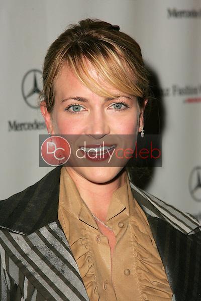 Lori Heuring<br />at the Mercedes-Benz Fashion Week Louis Verdad Show. Smashbox, Culver City, CA. 10-16-05<br />Dave Edwards/DailyCeleb.com 818-249-4998