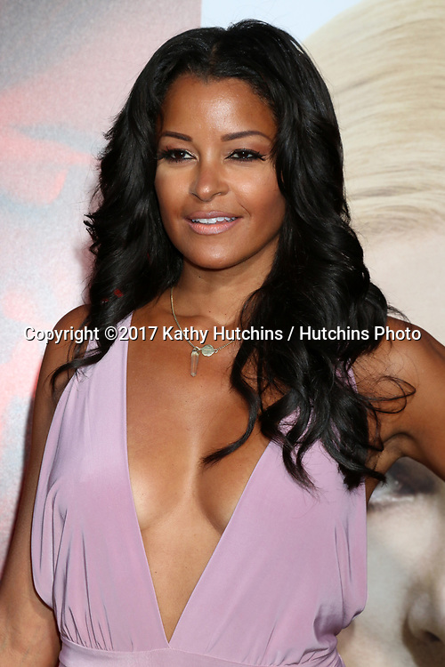 "LOS ANGELES - APR 18:  Claudia Jordan at the ""Unforgettable"" Premiere at TCL Chinese Theater IMAX on April 18, 2017 in Los Angeles, CA"