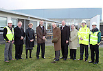 First Sod Turned for DIFE Extension