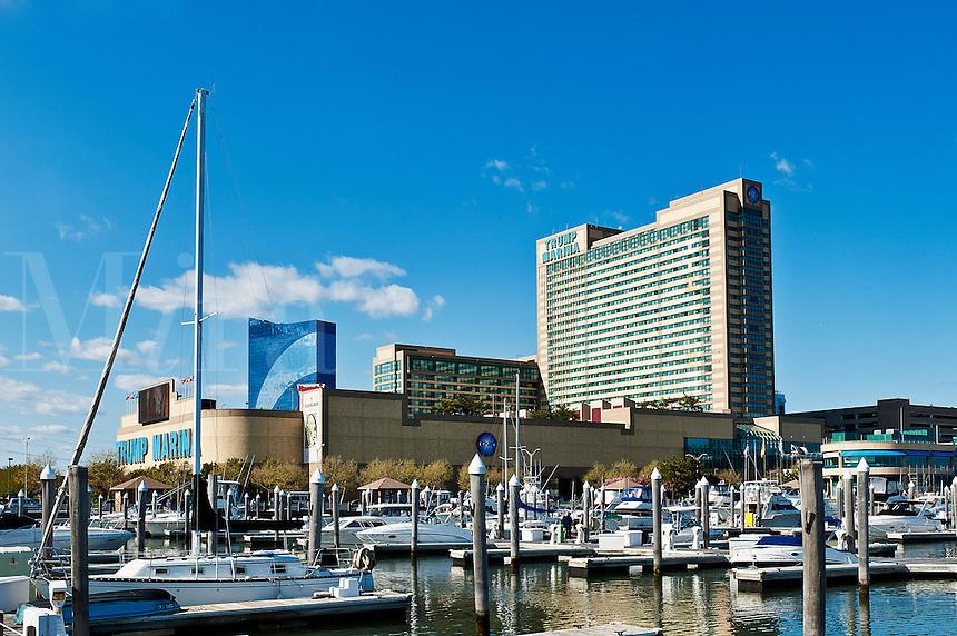 Trunp Marina casino, Atlantic City, Nrw Jersey, USA