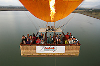 20141119 November 19 Hot Air Balloon Gold Coast