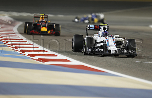 03.04.2016. Sakhir, Bahrain. F1  Grand Prix of Bahrain, 77 Valtteri Bottas (FIN, Williams Martini Racing)