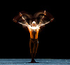 Sadler's Wells Sampled <br /> at Sadler's Wells, London, Great Britain <br /> press photocall / rehearsals <br /> 2nd February 2017 <br /> <br /> <br /> Still<br /> by Russell Maliphant <br /> <br /> Dickson Mbi <br /> <br /> <br /> <br /> <br /> <br /> Photograph by Elliott Franks <br /> Image licensed to Elliott Franks Photography Services